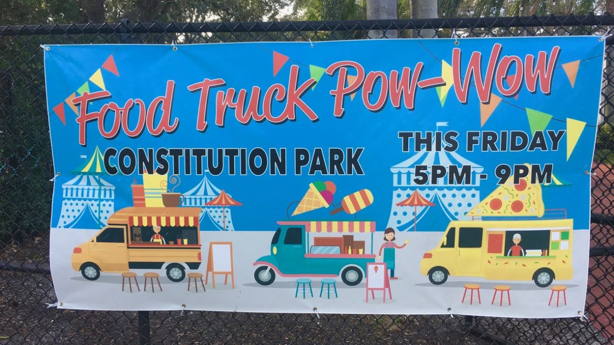 What to do this weekend in Jupiter and beyond including a food truck pow wow, live music, model yacht racing, and more