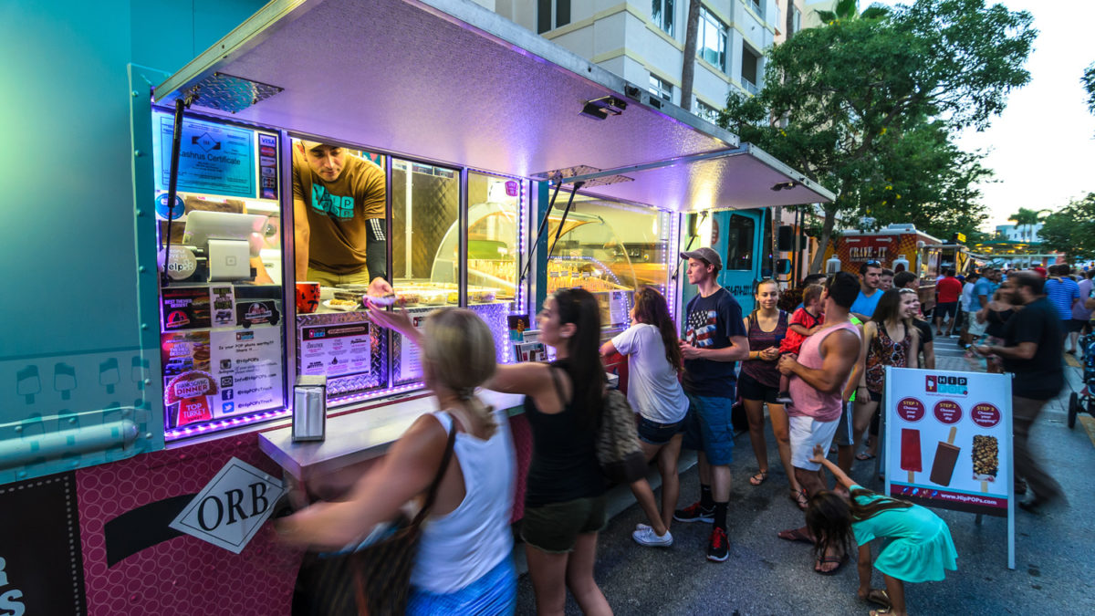 What to do this weekend in Jupiter including a food truck invasion, movies in the park, a mad science party, and family yoga