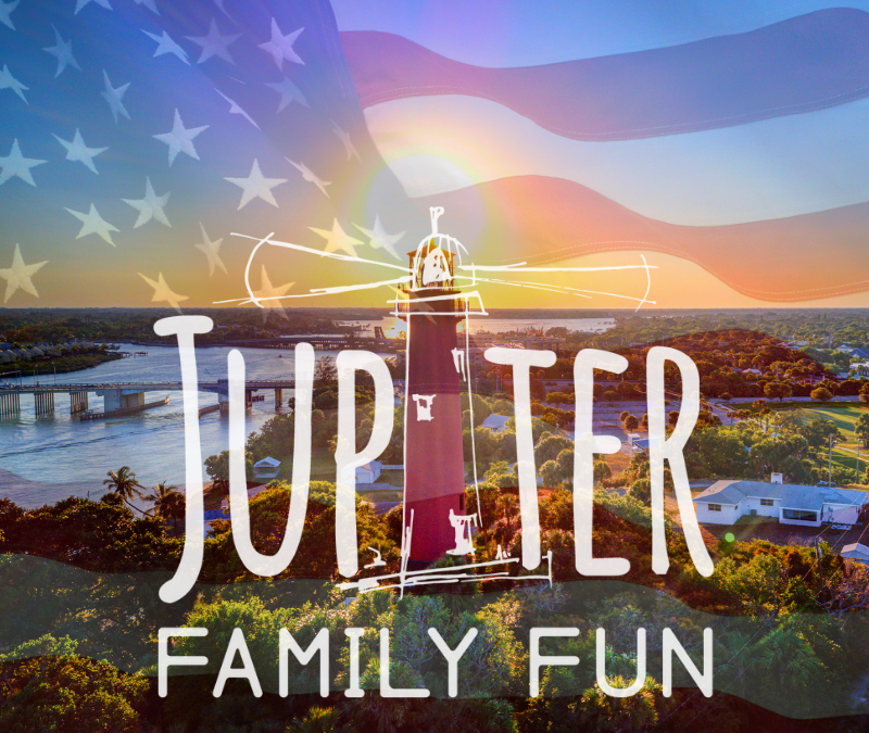 4th of July 2019 Events and Fireworks in Jupiter and North Palm Beach County