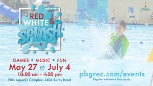 Palm Beach Gardens Fourth of July - Red White and Splash Kids Event