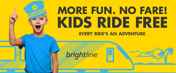 Kids Ride Free: Back by Popular Demand