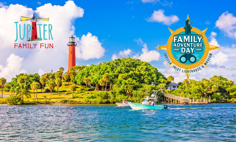 Things to do this Weekend including Family Adventure Day at the Lighthouse!
