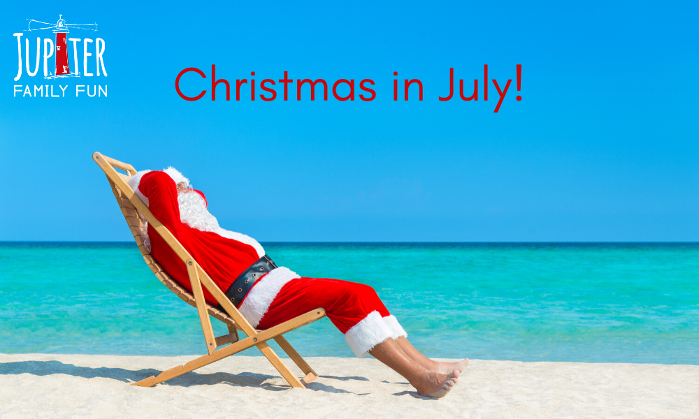 Christmas in July with Imagination Advocate JoAnn Teetor of Discovery Kids